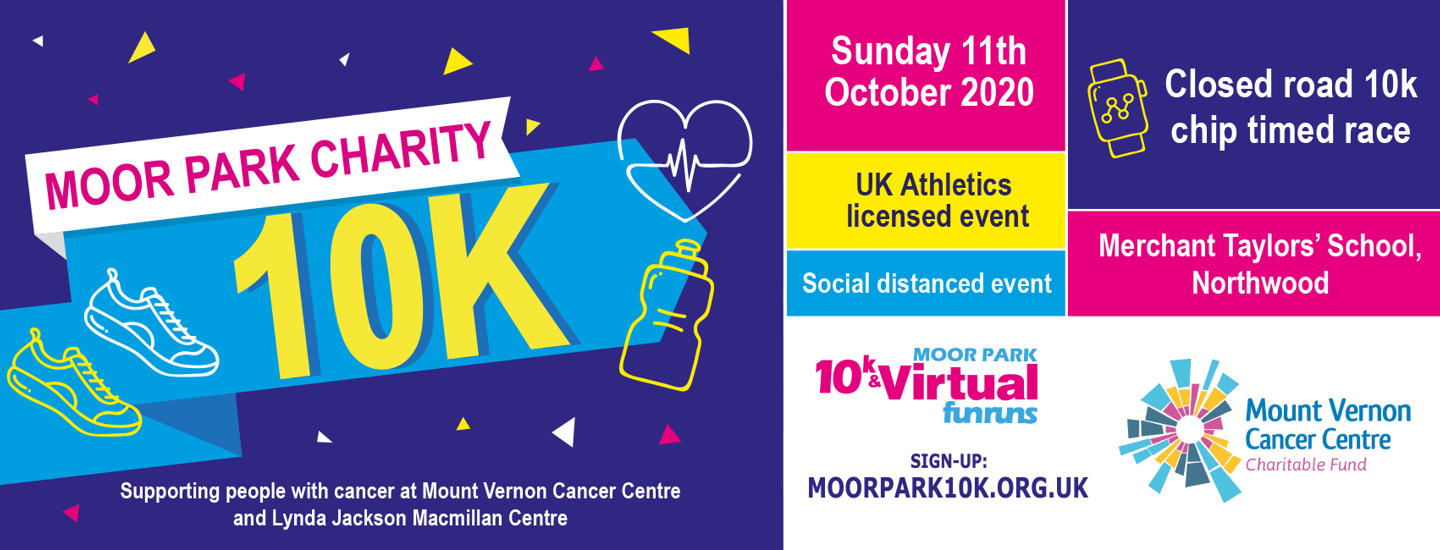 Moor Park 10k to take place with COVID-19 Secure measures