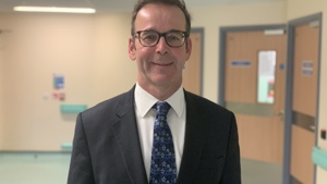 Dr. Simon Greenfield - Clinical Director Gastroenterology